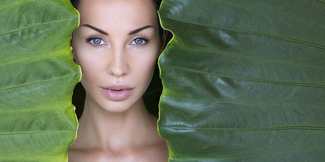Tendance nude avec un make-up simple
